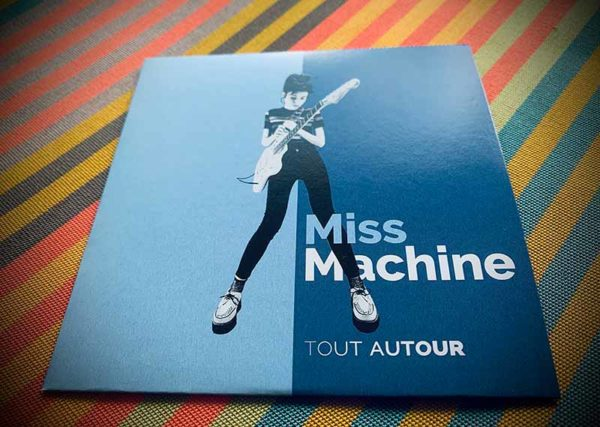 EP Tout autour CD