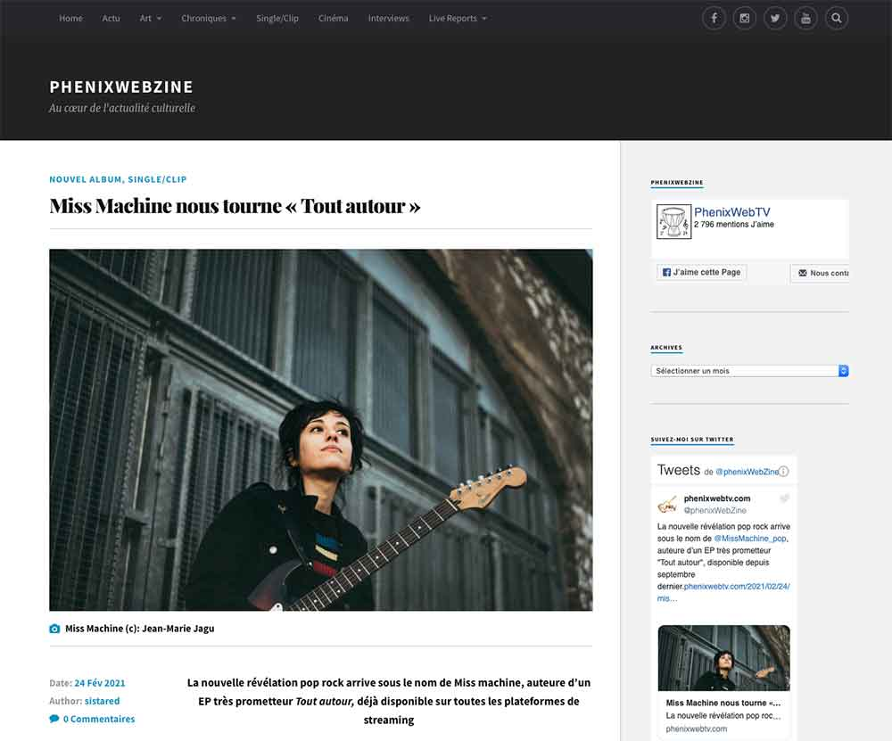 PhenixWebzine